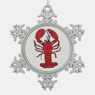 Cute Lobster Nautical beach  ornament