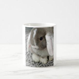 cute lop bunny mug