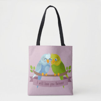Cute Love Birds bags
