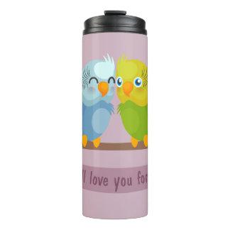 Cute Love Birds tumbler