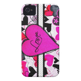Cute Love iPhone 4 Cases