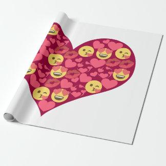 Cute Love Kiss Lips Emoji Heart