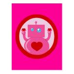 Cute Love Robot