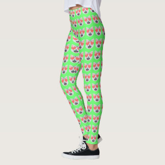 Cute Loving Cats Leggings