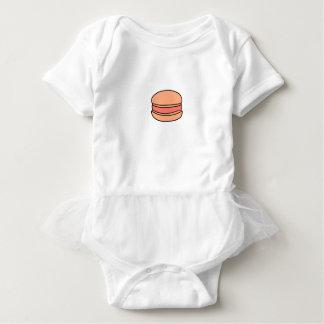 CUTE MACARON BABY BODYSUIT
