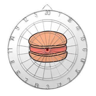 CUTE MACARON DARTBOARD