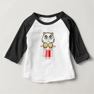 cute magic cate baby T-Shirt