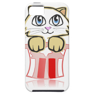 cute magic cate iPhone 5 case