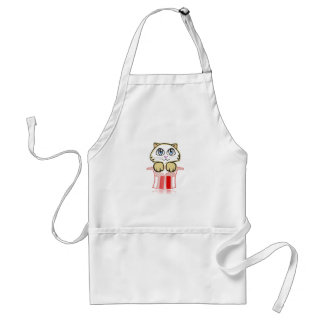 cute magic cate standard apron
