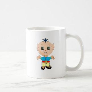 Cute magic elf coffee mug