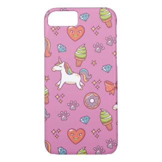 Cute Magic Unicorn Case-Mate iPhone Case