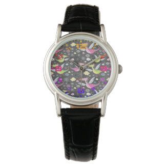 Cute Magical  Dragons Watch
