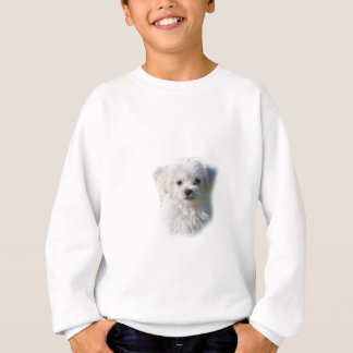 Cute Maltese Dog Sweatshirt