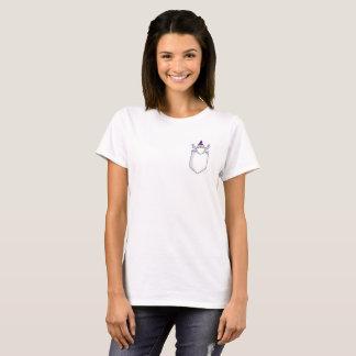 Cute Mana-tee (Wizard) Pocket T-shirt