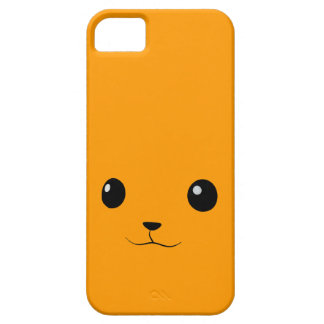 Cute Manga Cat iPhone 5 Cases