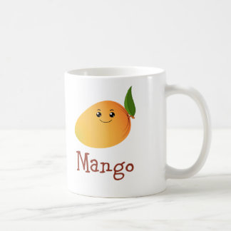 Cute Mango Coffee Mug