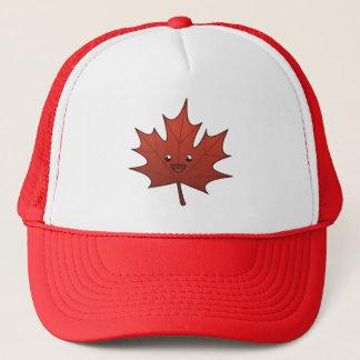 Cute Maple Leaf Trucker Hat