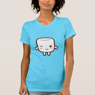 Cute Marshmallow stick its tongue out T-Shirt