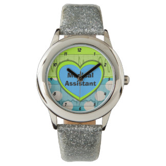 Cute Medical Assistant Watch