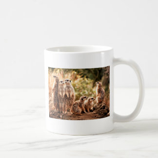 Cute Meerkats Coffee Mug