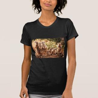 Cute Meerkats T-Shirt