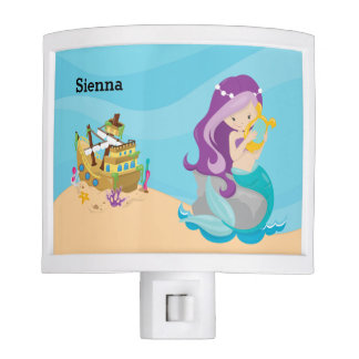 Cute Mermaid Nite Lights