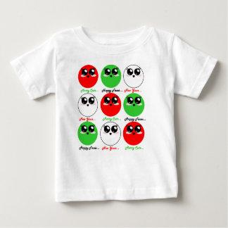 Cute Merry Holidays Shirt Kawaii Customize Back
