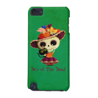 Cute Mexican Day of The Dead Girl iPod Touch (5th Generation) Case