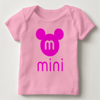 Cute Mini Girl's Baby T-Shirt