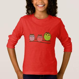 Cute Mod Chic Classy Destiny Owl T-Shirt