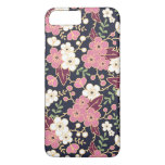 Cute Modern Spring Flower Pattern Girly Floral iPhone 7 Plus Case