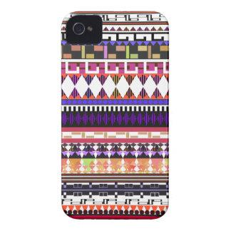 Cute Modern Tribal Case-Mate iPhone 4 Case