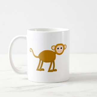 Cute Monkey. Coffee Mug