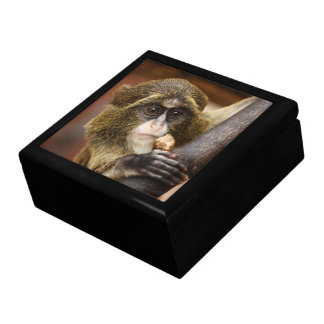 Cute Monkey giftbox Keepsake Boxes