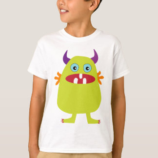 Cute Monster Creatures Tshirts Apparel Clothing