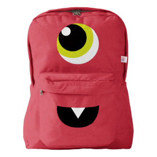 Cute Monster Cyclops Backpack for Kids