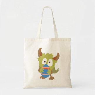 Cute Monster Easter Bag!