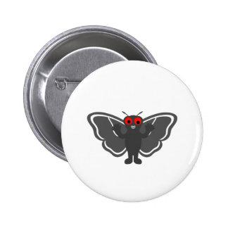 Cute Mothman 2 Inch Round Button