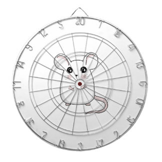 Cute Mouse Dartboard