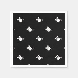 Cute Mouse Paper Napkin
