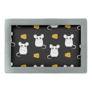Cute Mouse pattern Belt Buckle