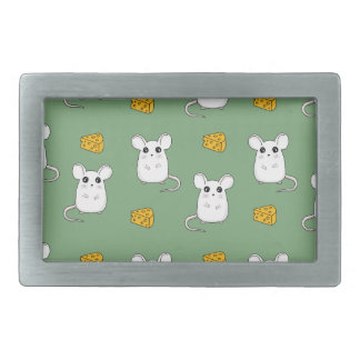 Cute Mouse pattern Belt Buckles
