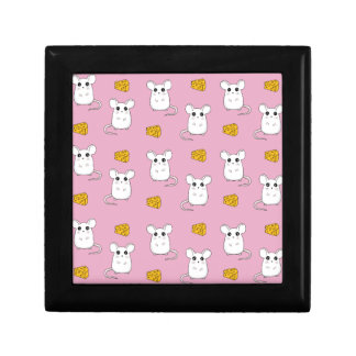 Cute Mouse pattern Gift Box