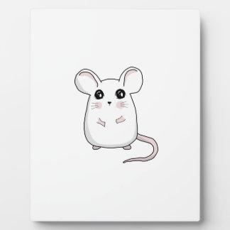 Cute Mouse Plaque