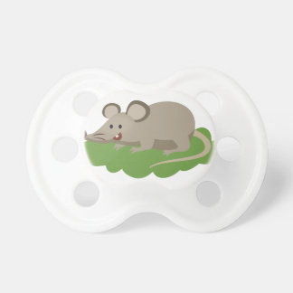 cute mouse rat baby pacifiers