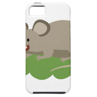 cute mouse rat iPhone 5 cover