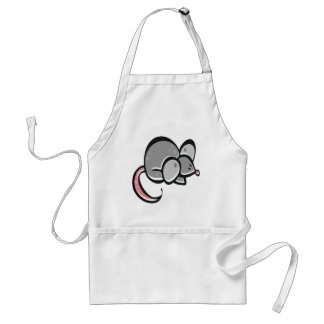 Cute Mouse Standard Apron