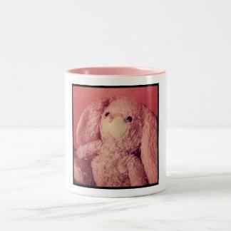 Cute Mrs Twitchers Coffee or Tea Mug in Pink