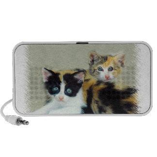 Cute n Funny Kittens Travel Speaker