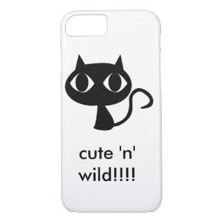 cute n wild iPhone 8/7 case